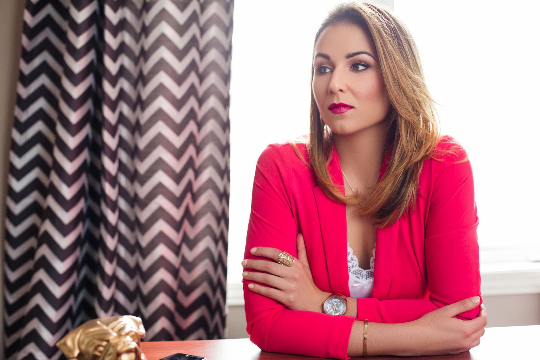 Milena Hrebacka New Breed owner CEO