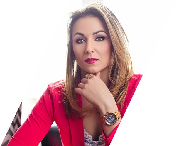 Milena Hrebacka, owner of New Breed Designs