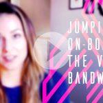 Jumping aboard the video bandwagon video blog post