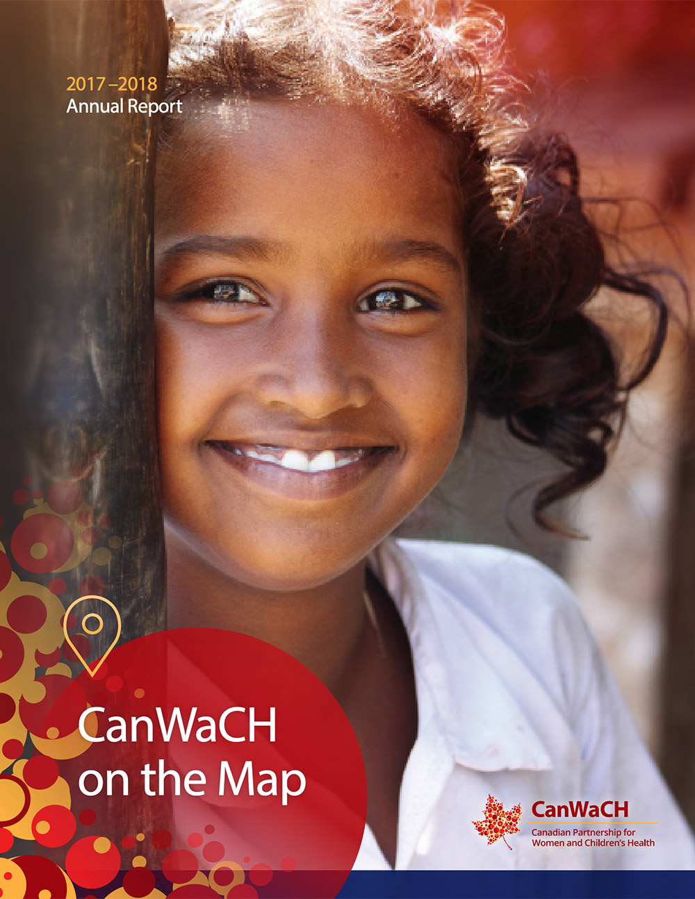 CanWaCH on the Map Annual-Report-2018-2019