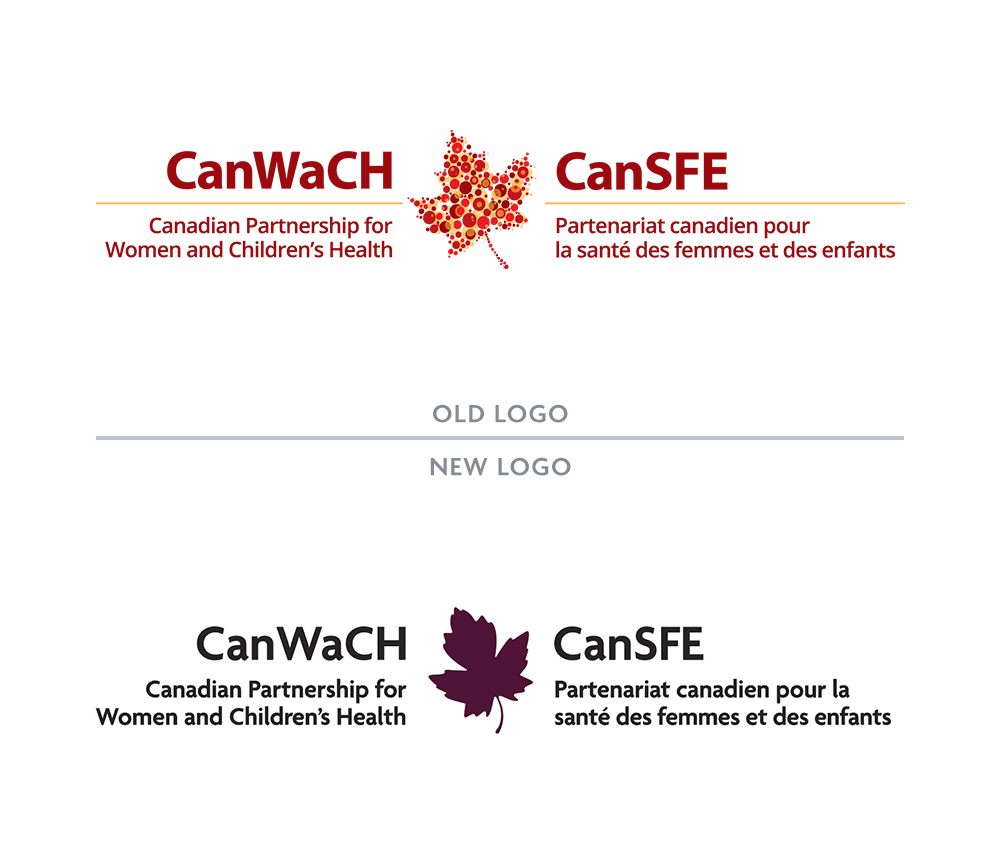 CanWaCH logo redesign