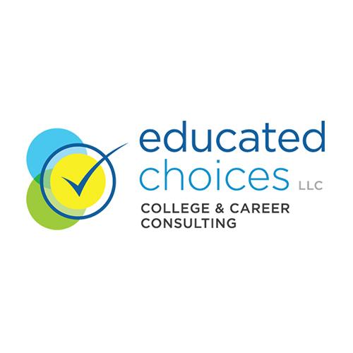 Educated Choices logo design