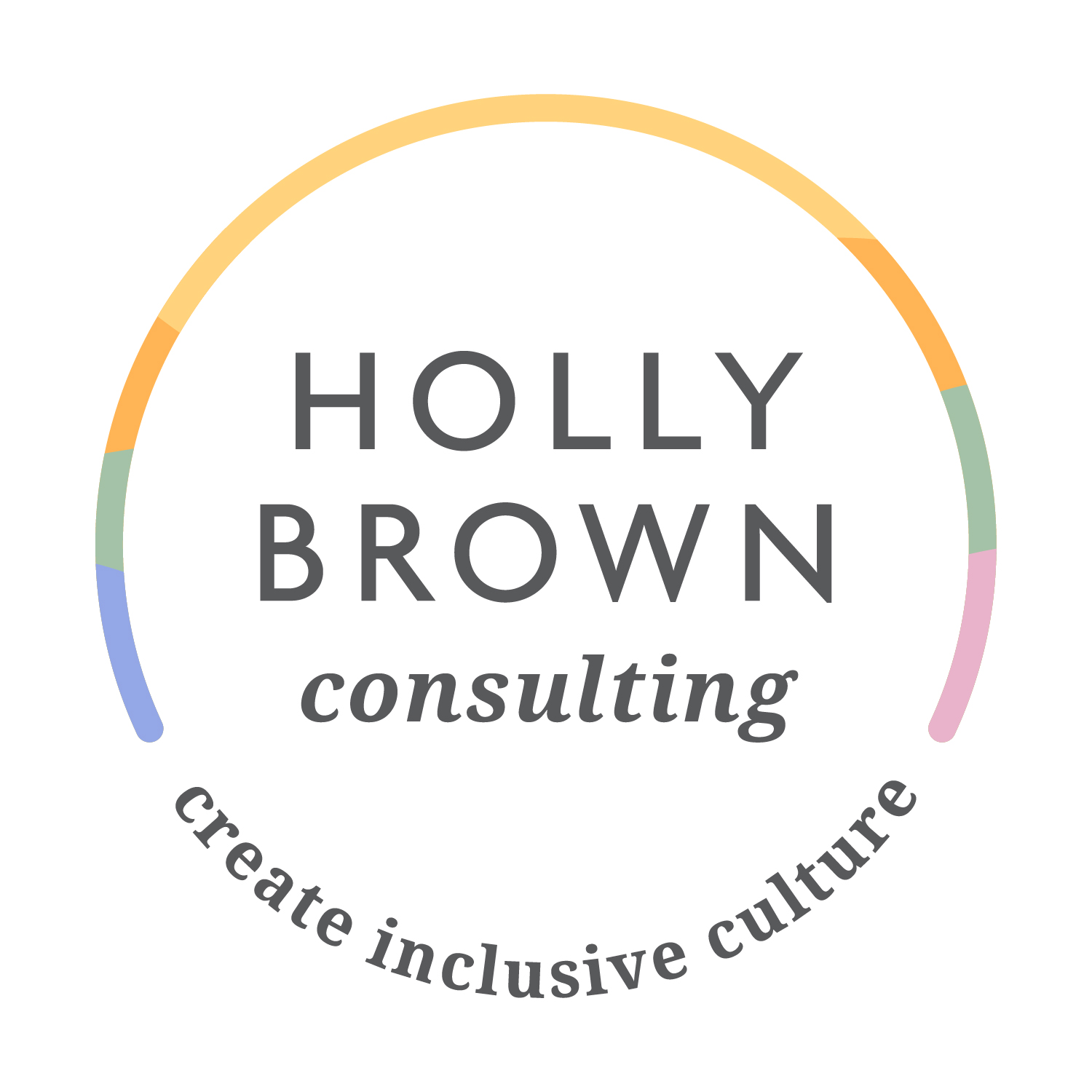 Holly Brown Consulting logo