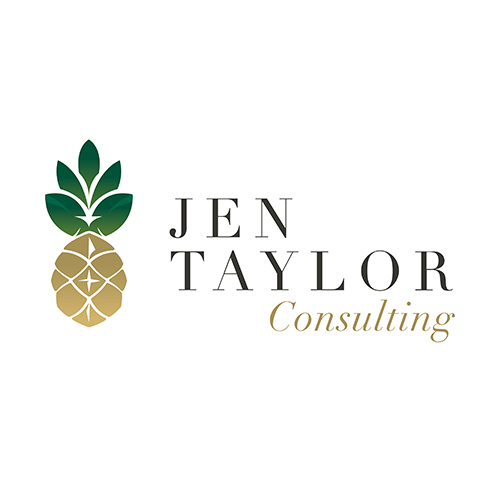 Jen Taylor Consulting logo design