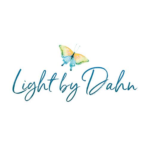Light By Dahn logo design