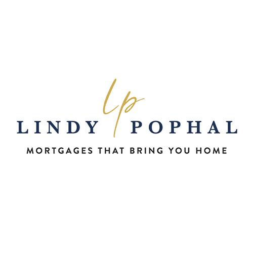 Lindy Pophal Mortgage Broker logo design