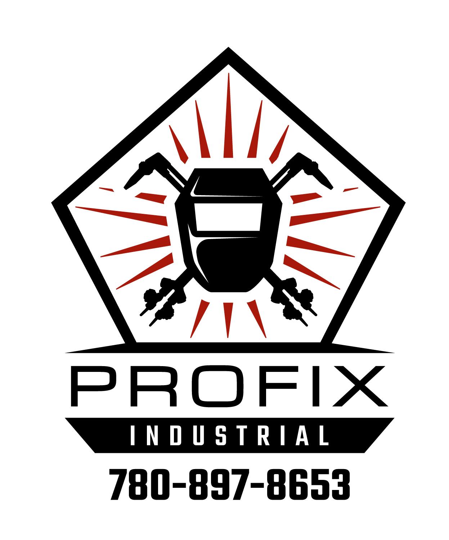 PROFIX Industrial logo design