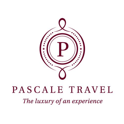 Pascale Travel logo design