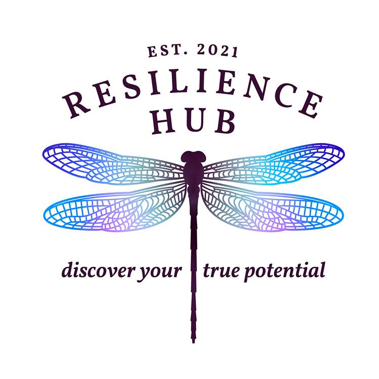 Resilience Hub logo design