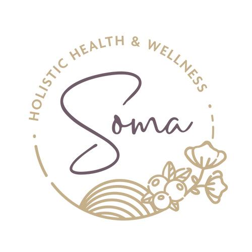 Soma Holistic Health & Wellness logo design