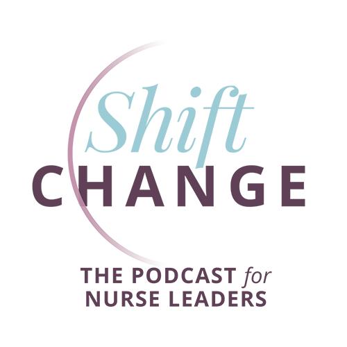 Shift Change podcast logo desgn
