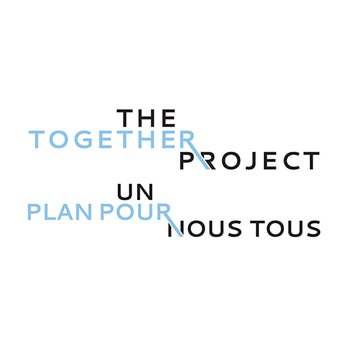 The Together Project logo design